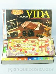 1. Brinquedos antigos - Estrela - Jogo da Vida Ano 1986