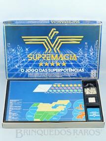 1. Brinquedos antigos - Grow - Jogo Supremacia Década de 1980
