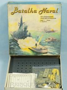 1. Brinquedos antigos - Maninho - Jogo Batalha Naval Década de 1990
