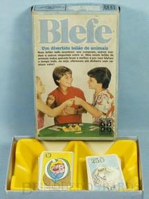 1. Brinquedos antigos - Grow - Jogo Blefe um divertido Leilão de Animais completo Década de 1980