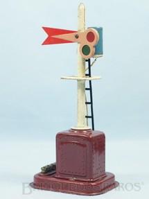 1. Brinquedos antigos - Sakai - Sinaleiro de linha Década de 1950