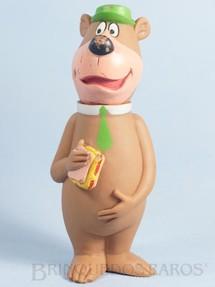 1. Brinquedos antigos - Kaplast - Zé Colmeia com 19,00 cm de altura Hanna Barbera Ano 1976