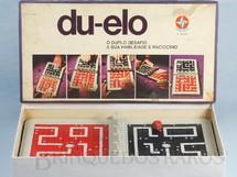 1. Brinquedos antigos - Estrela - Jogo Du-elo o duplo desafio Duelo Ano 1974