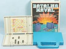 1. Brinquedos antigos - Grow - Jogo Batalha Naval A Estratégia em Alto Mar completo Perfeito estado Caixa datada 29 Jan 1992
