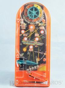 1. Brinquedos antigos - Estrela - Bagatela Desafio nas Galaxias com 29,00 cm de altura Década de 1970
