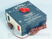 1. Brinquedos antigos - Atma - Transformador com Alarme de Segurança 35 110 Volts Saída para trem e acessórios Década de 1970