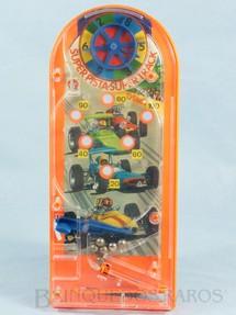 1. Brinquedos antigos - Estrela - Bagatela Super Pista Super Track Ano 1979