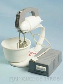 1. Brinquedos antigos - Atma - Batedeira de bolos miniatura da Batedeira ARNO Década de 1960