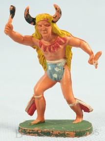 1. Brinquedos antigos - Casablanca e Gulliver - Feiticeiro da tribo