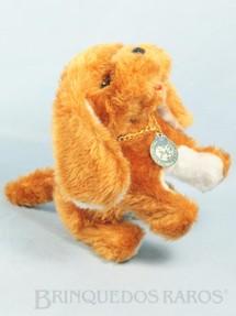 1. Brinquedos antigos - Estrela - Cachorro Late-Lulu com 29,00 Cm de comprimento Ano 1980