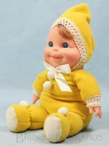1. Brinquedos antigos - Estrela - Boneco Feijãozinho com 28,00 Cm de altura Ano 1974