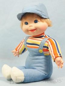 1. Brinquedos antigos - Estrela - Boneco Tostãozinho com 30,00 Cm de altura Ano 1974