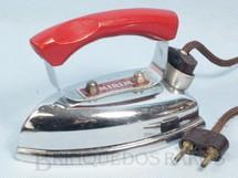 1. Brinquedos antigos - Tupy - Ferro de passar Roupa de Bonecas  Mirim elétrico com 10,00 cm de altura Completo com fio Década de 1950