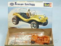 1. Brinquedos antigos - Revell - Carro Dune Buggy Década de 1970