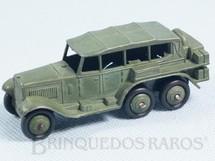 1. Brinquedos antigos - Dinky Toys - Morris Reconnaissence Car Ano 1938
