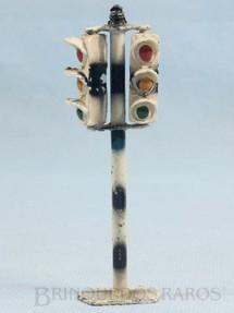 1. Brinquedos antigos - Sem identificação - Sinal de transito com 9,00 cm de altura Década de 1930