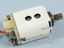 1. Brinquedos antigos - Estrela - Motor Branco para Fórmulas Série Emerson Fittipaldi Ano 1974