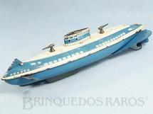 1. Brinquedos antigos - Wolverine - Submarino com 33,00 cm de comprimento Ano 1942