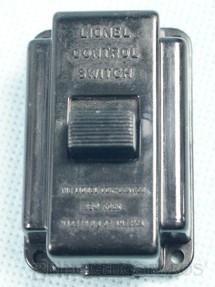1. Brinquedos antigos - Lionel - Chave interruptora 364C Control Switch Ano 1950 a 1966