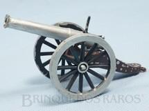 1. Brinquedos antigos - Fanabri - Canhão com 10,00 cm de comprimento Batalha do Tuiutí Década de 1960