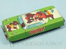 1. Brinquedos antigos - Metalma - Carro Dudu com 6,00 cm de comprimento Década de 1970