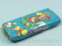 1. Brinquedos antigos - T.N. - Carro Duck com 8,00 cm de comprimento Década de 1970