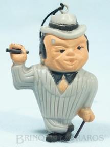 1. Brinquedos antigos - Sem identificação - Figura brinde Bardahl com 7,00 cm de altura Década de 1960