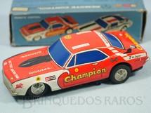 1. Brinquedos antigos - Taiyo - Chevrolet Camaro Champion 7 Sistema Não Cai da Mesa 19,00 cm de comprimento Década de 1970