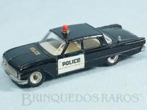 1. Brinquedos antigos - Dinky Toys - Ford Fairlane 1961 U.S.A. Police Car
