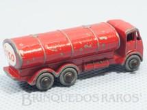 1. Brinquedos antigos - Matchbox - Road Tanker Metal Regular Wheels