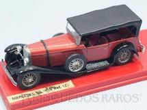 1. Brinquedos antigos - Solido-Brosol - Mercedes Benz SS 1928 marrom Fabricado pela Brosol Solido brésilienne Datada 11-1963