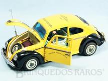 1. Brinquedos antigos - Estrela - Volkswagen Sedan com 26,00 cm de comprimento Polícia Rodoviária Década de 1960