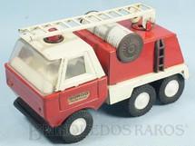 1. Brinquedos antigos - Gorgo - Caminhão Escada com 18,00 cm de comprimento Década de 1970