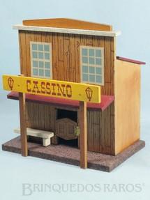 1. Brinquedos antigos - Papai Noel / Papae Noel - Cassino com 21,00 cm de altura Década de 1960