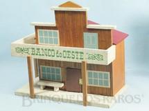 1. Brinquedos antigos - Papai Noel / Papae Noel - Banco do Oeste com 24,00 cm de altura Década de 1960