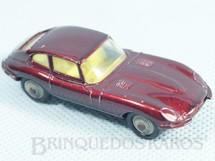1. Brinquedos antigos - Corgi Toys-Husky - Jaguar E Type Husky Década de 1960