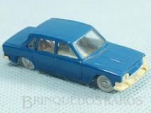 1. Brinquedos antigos - Minix - Triumph 2000 1968 com 6,00 cm de comprimento Década de 1960