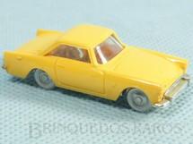 1. Brinquedos antigos - Minix - Sunbeam Alpine 1965 com 5,00 cm de comprimento Década de 1960