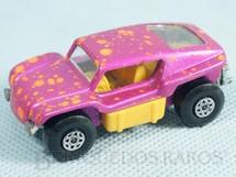 1. Brinquedos antigos - Matchbox - Beach Buggy Superfast roxo