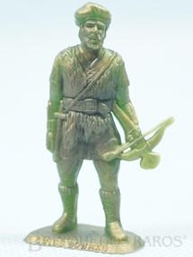 1. Brinquedos antigos - Sem identificação - Arqueiro Suisso brinde Sucrilhos Kelloggs Década de 1970