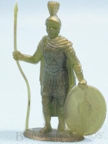 1. Brinquedos antigos - Sem identificação - Soldado Romano brinde Sucrilhos Kelloggs Década de 1970