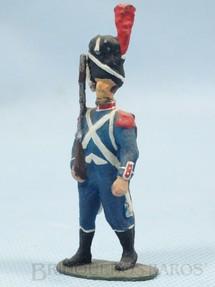 1. Brinquedos antigos - Sem identificação - Soldado Frances Século XIX montando guarda Década de 1970