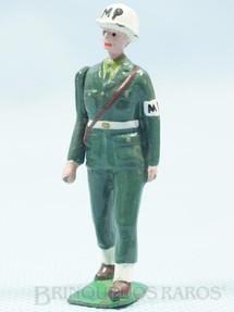 1. Brinquedos antigos - Sem identificação - Soldado americano Military Police Década de 1970