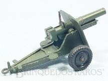 1. Brinquedos antigos - Lone Star - Canhão de Campanha com 10,00 cm de comprimento Década de 1970
