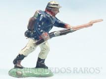 1. Brinquedos antigos - Fanabri - Soldado do Exécito Brasileiro avançando com Fusil Batalha do Tuiutí Década de 1960