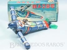 1. Brinquedos antigos - T.N. - Astro Boy com Robot Astroboy and Gigantor Robot Tesujin Década de 1950