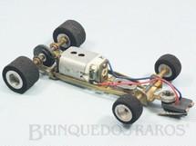 1. Brinquedos antigos - Estrela - Mecânica completa para carros Tyrrell Brabham Ferrari e Copersucar Série Emerson Fittipaldi com Chassi Motor Eixos Rodas etc Década de 1980