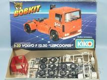 """1. Brinquedos antigos - Heller - Cavalo Mecânico Volvo F 12.20 """"Le Cooper"""" Década de 1980"""