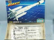 1. Brinquedos antigos - Heller - Foguete Ariane IV Década de 1980