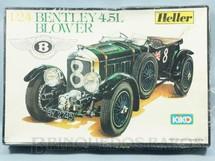 1. Brinquedos antigos - Heller - Carro Bentley 4,5L Blower Década de 1980